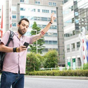 rideshare uber lyft